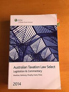 core tax legislation and study guide 2017