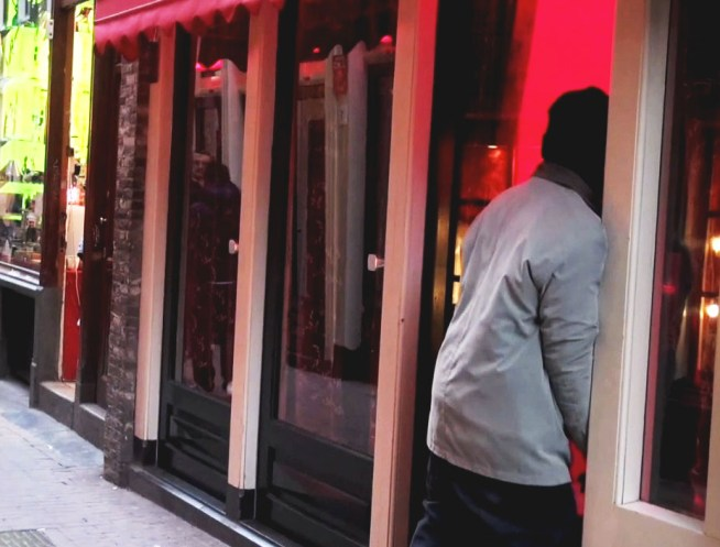 amsterdam red light district guide for couples