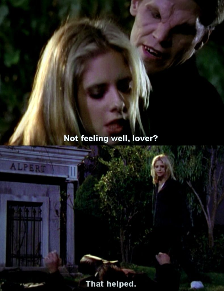 buffy the vampire slayer and angel episode guide