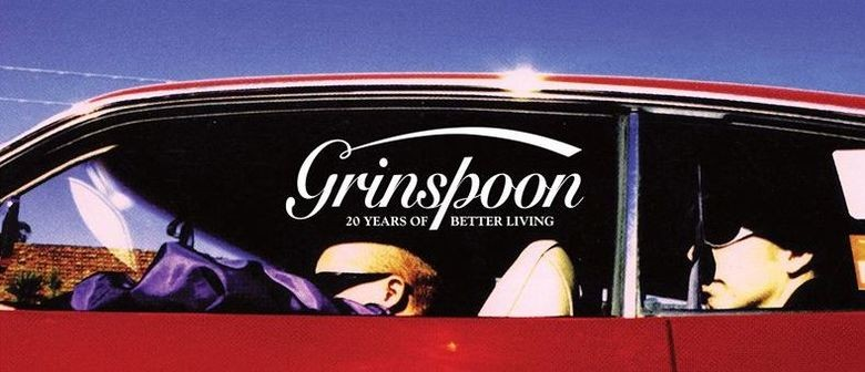 grinspoon guide to better living tour