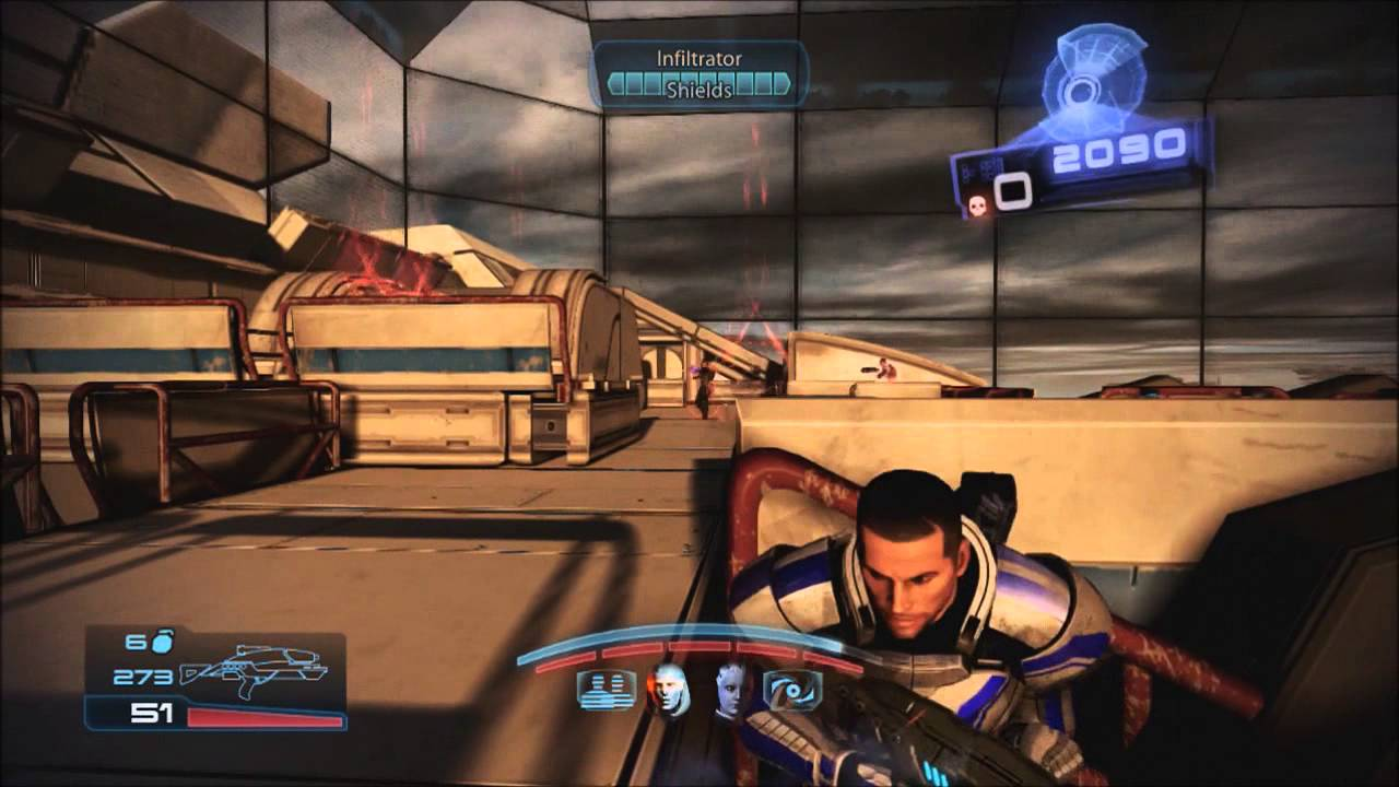 mass effect 1 achievement guide