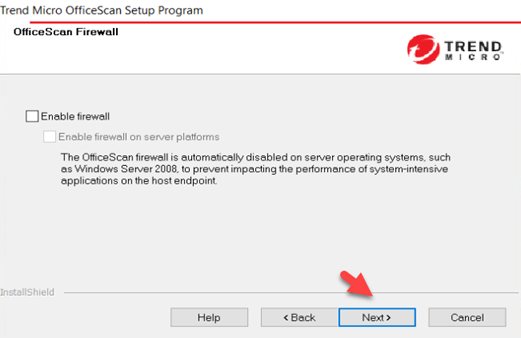 trend micro officescan xg installation guide
