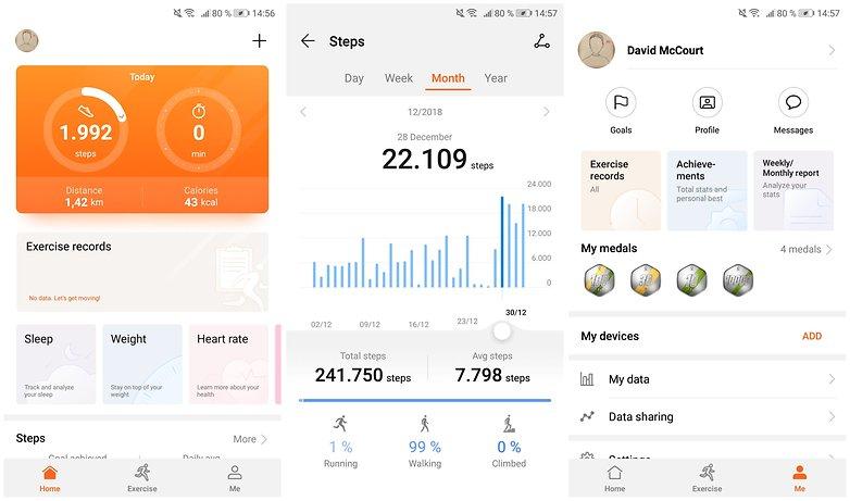 s health app user guide