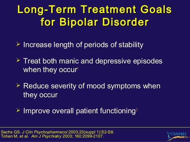bipolar disorder a guide for patients and families