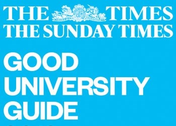 sunday times good university guide 2018