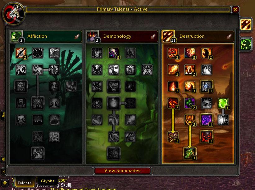 warlock 3.3 5 pve guide