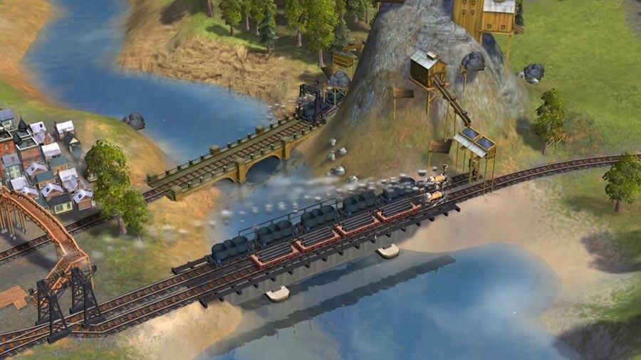 sid meier railroads strategy guide