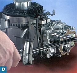 briggs and stratton loose valve guide