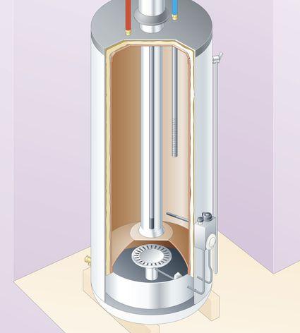 gas water heater repair guide