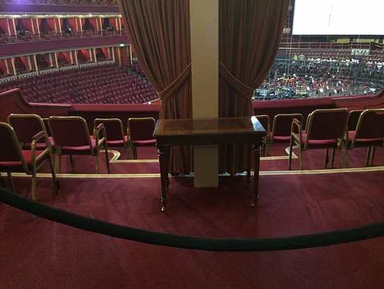 royal albert hall guided tours