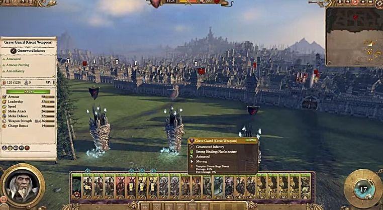 total war warhammer vampire guide