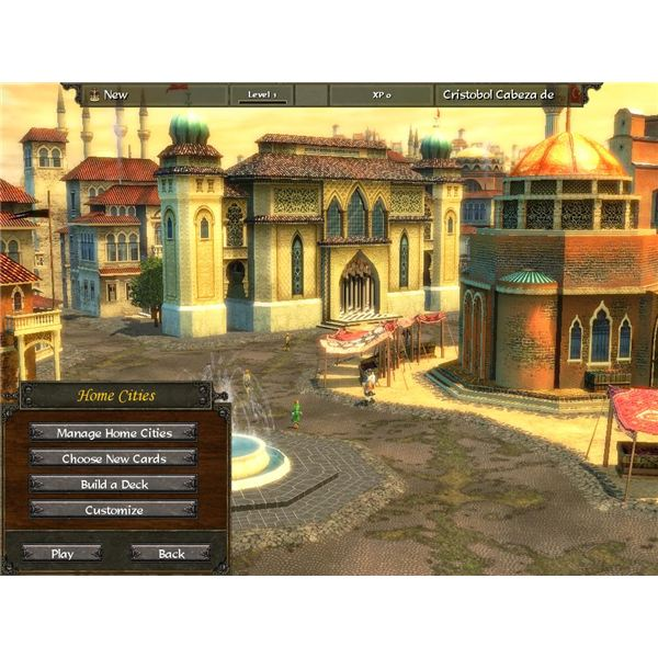age of empires 3 spanish guide