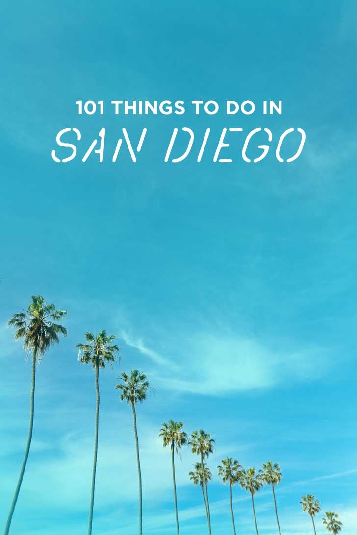 san diego travel guide blog
