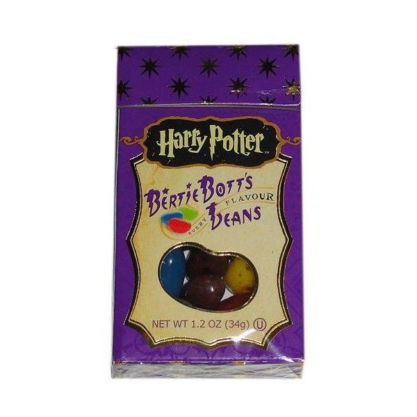 harry potter jelly beans flavors guide