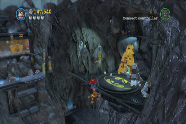 lego batman 2 minikit guide