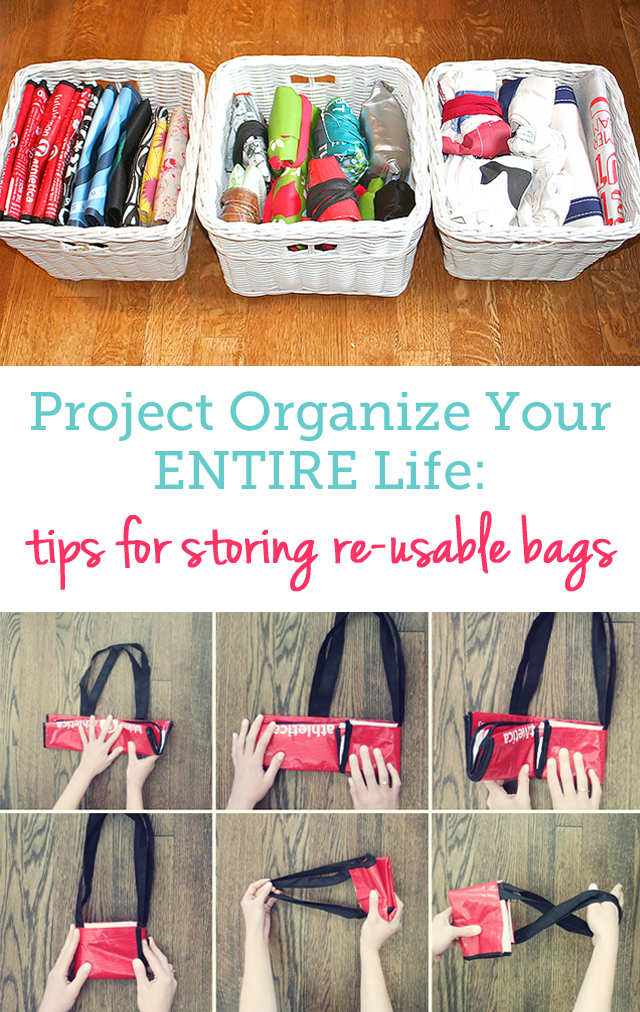 project organize your entire life the quick start guide