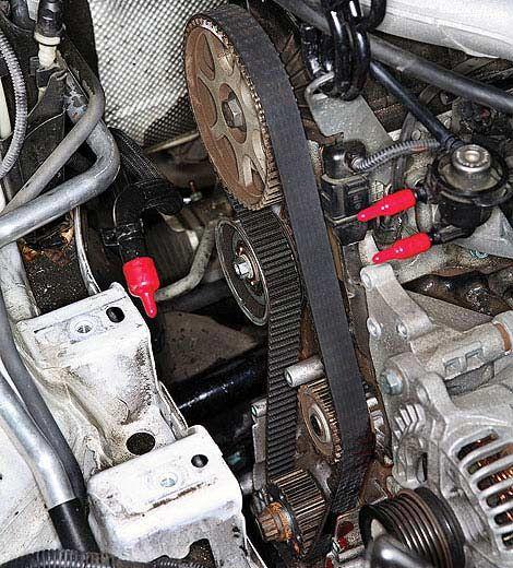 hyundai getz timing belt replacement guide