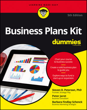 dummies guide to business plans
