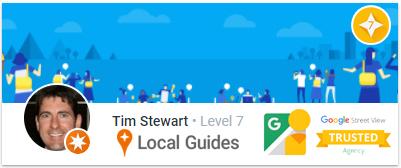 google local guide level 7