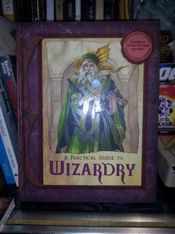 a practical guide to spells and wizardry