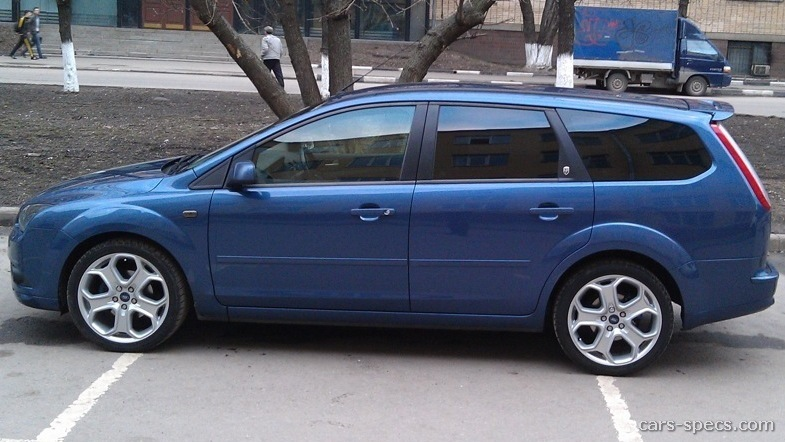 ford focus 2007 price guide
