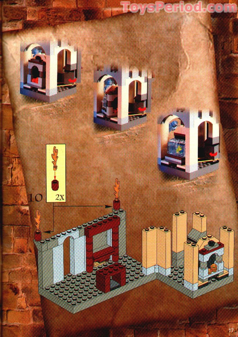 lego harry potter 5 7 guide