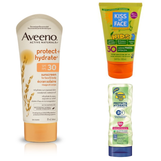 environmental working group sunscreen guide