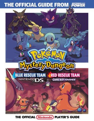 pokemon red blue guide book