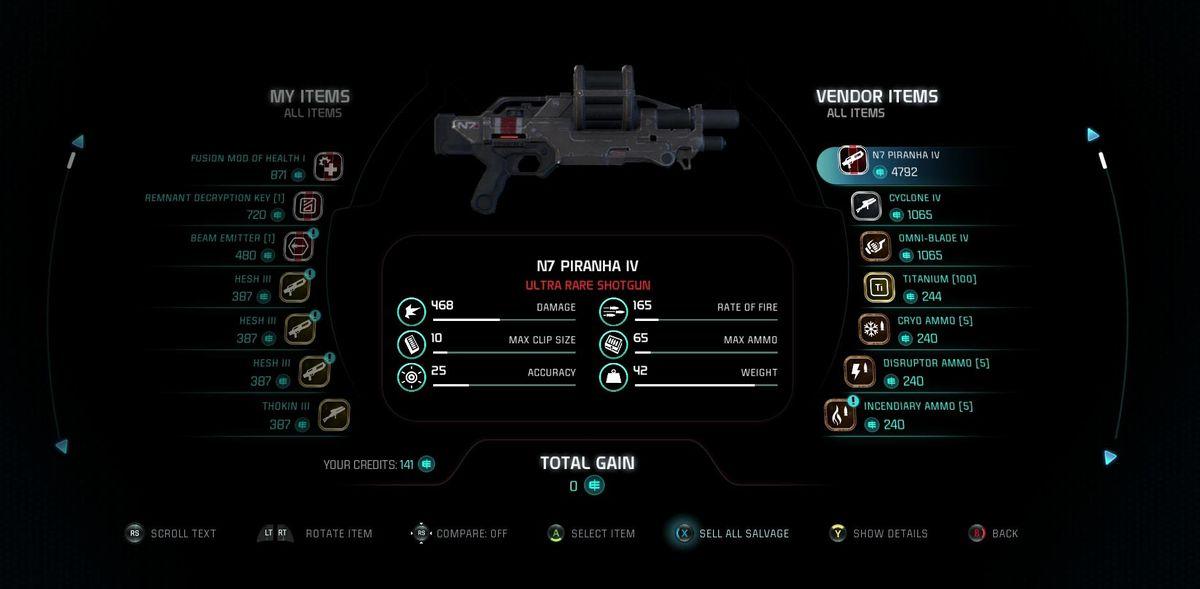 mass effect 2 upgrade guide