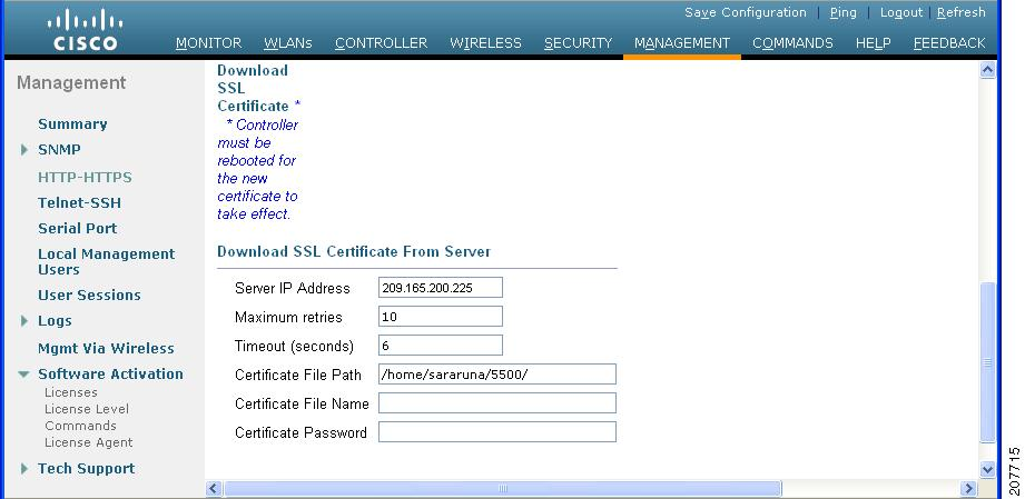 cisco 5508 wireless controller configuration guide