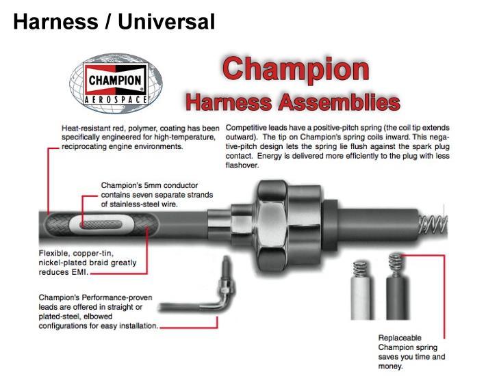 champion spark plug gap application guide