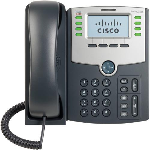 cisco ip phone spa509g user guide