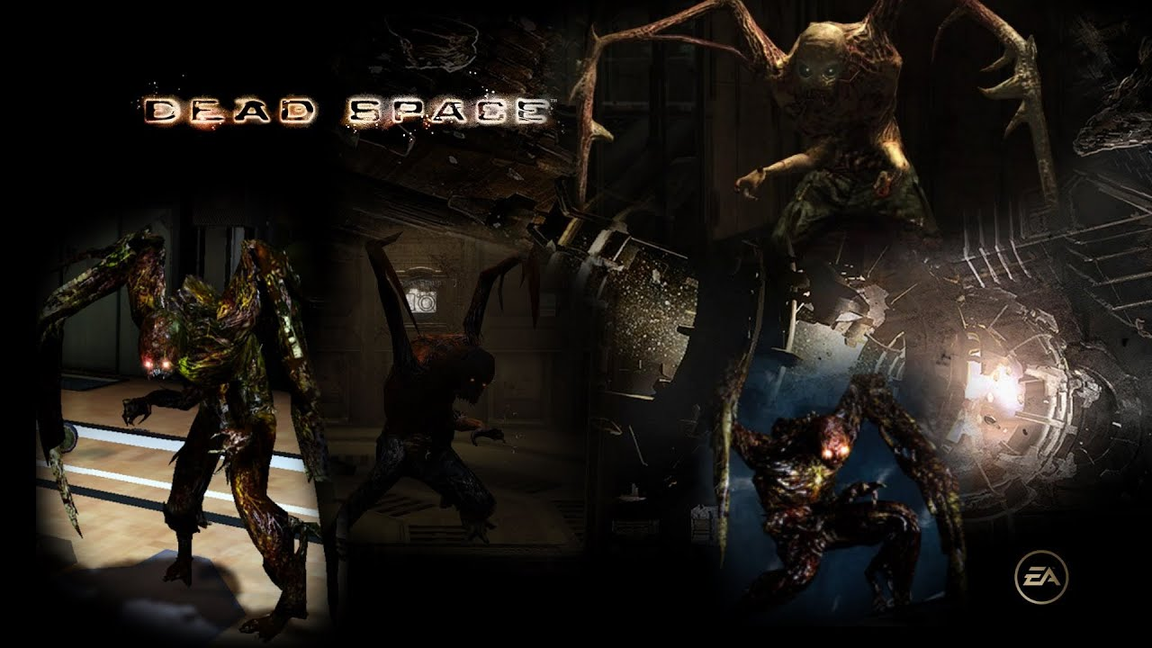 dead space 2 necromorph guide