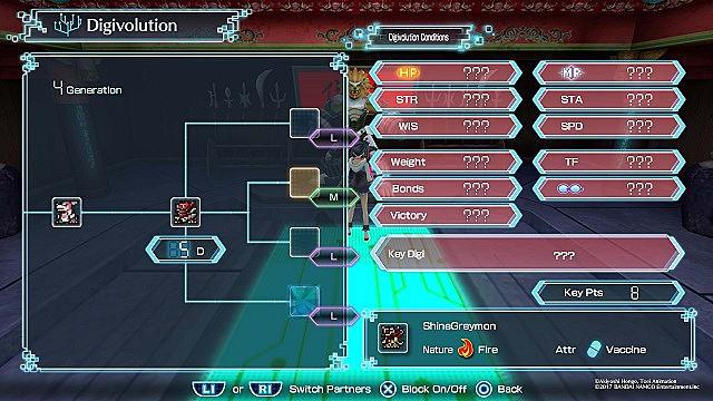 digimon world next order digivolution guide