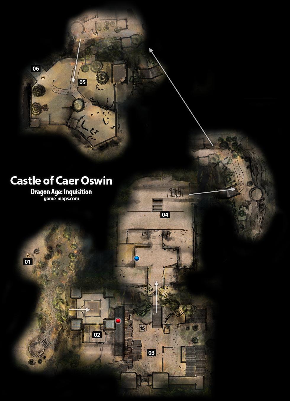 dragon age origins level up guide