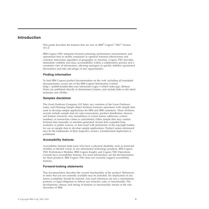 ibm cognos tm1 the official guide ebook