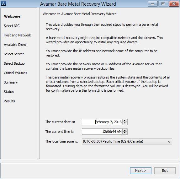 emc avamar for windows server user guide
