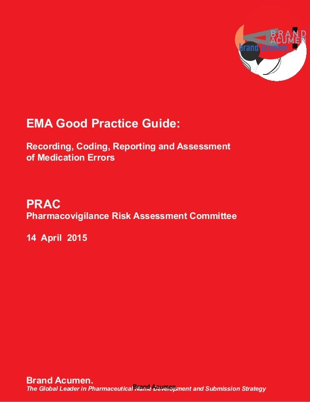 good pharmacovigilance practice guide pdf