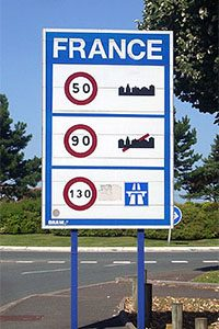 guide to driving in france