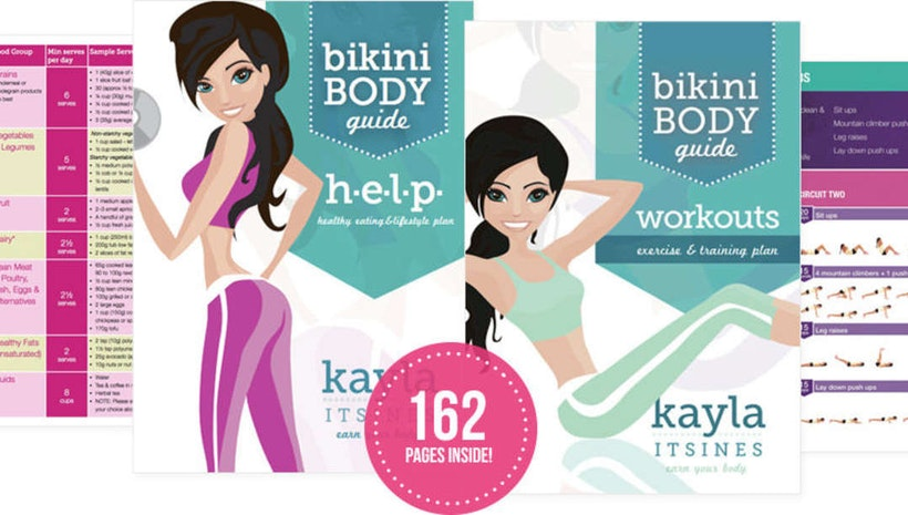 kayla itsines bbg 2.0 guide pdf