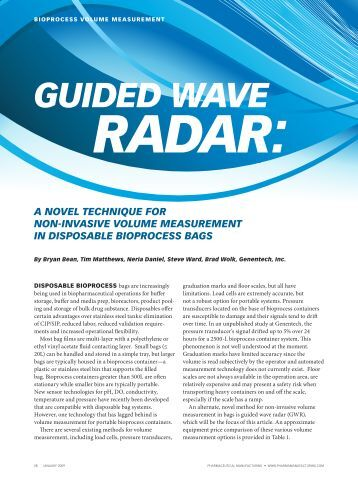 magnetrol guided wave radar level transmitter 706
