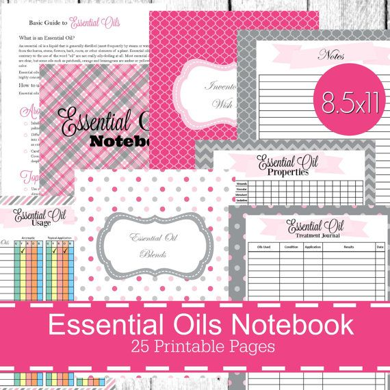 reference guide for essential oils pdf
