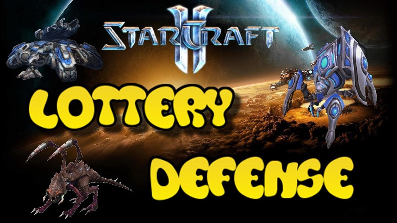 starcraft 2 lottery defense guide