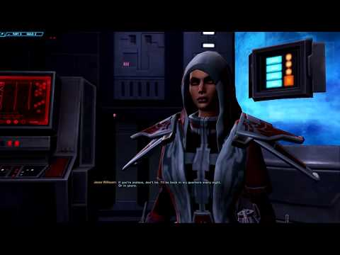 swtor sith warrior story guide