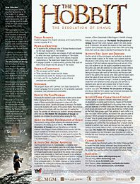 the hobbit study guide answers